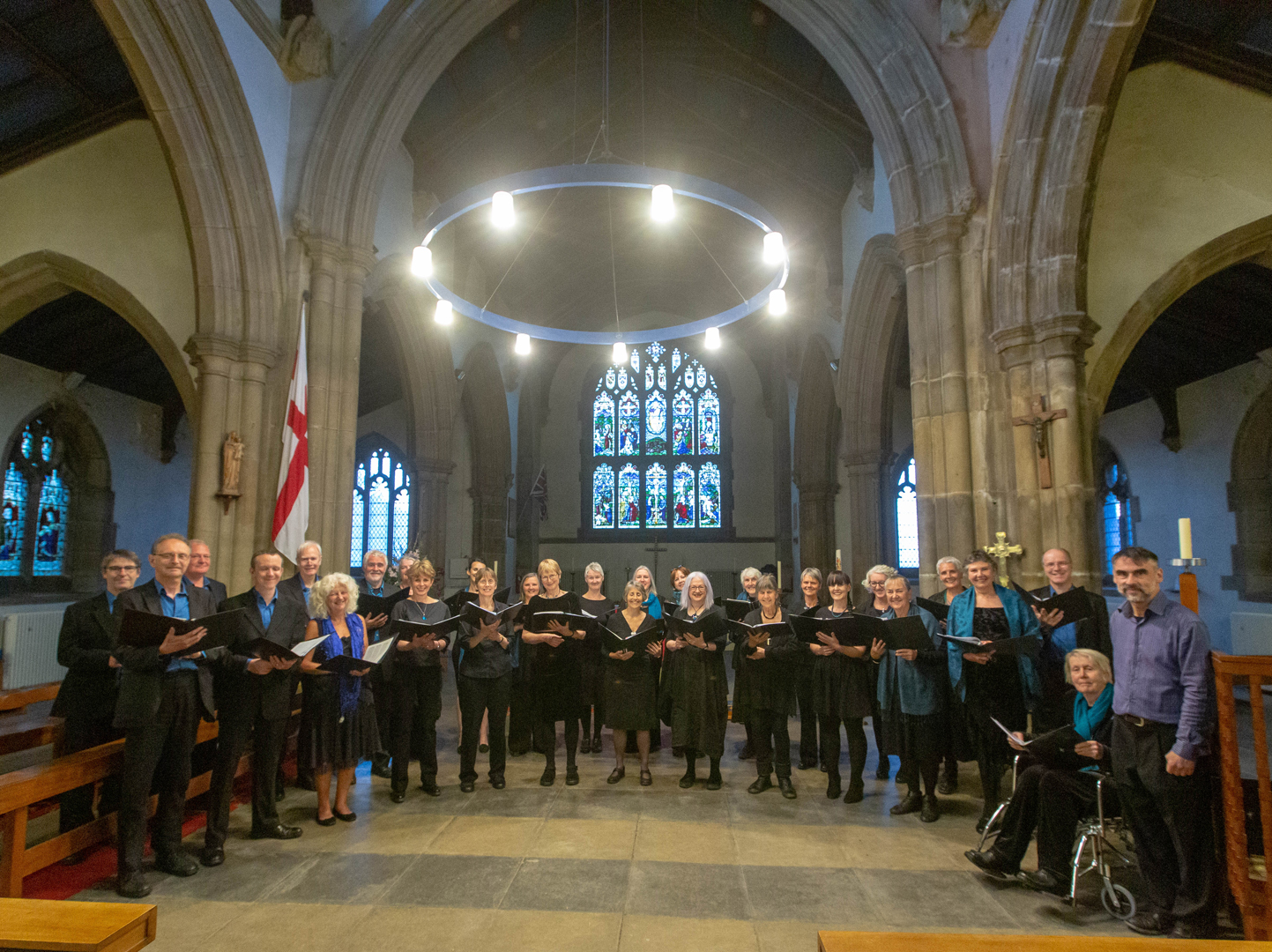 Hepton Singers  Winter Concert in Todmorden @ St Mary's Church | Heptonstall | United Kingdom